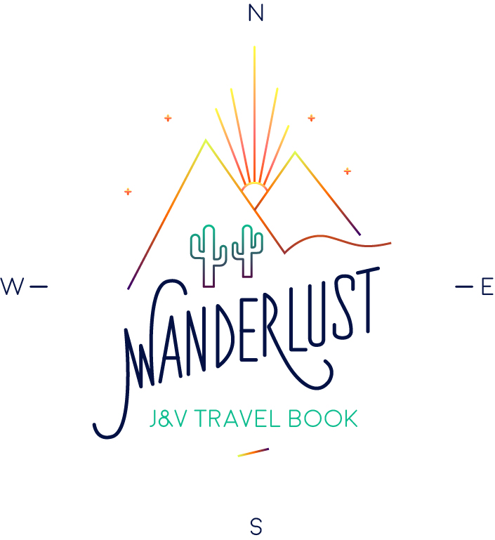 Wanderlust Travel Book